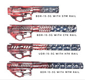 Old Glory Chassis - BDR-10 3G - C7K 14.75""