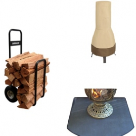 Chiminea Accessories