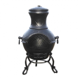 Wood-Burning Chimineas
