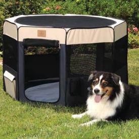 Soft-Sided Dog Crates
