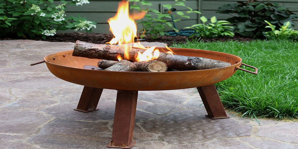 How Do I Clean My Cast Iron Fire Pit?