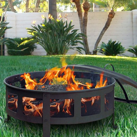 fire pit page