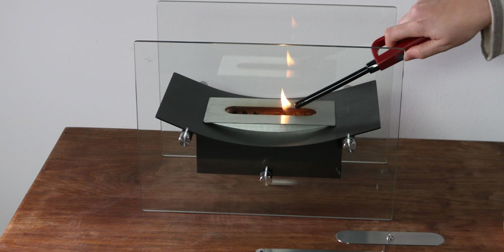 How to Use your Bio-Ethanol Fireplace: Safety Guidelines & Proper Care