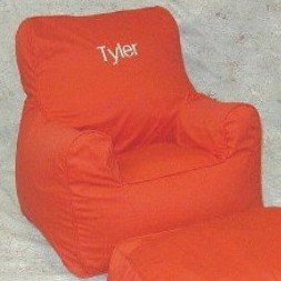 Amazing Monogrammed Bean Bag Chairs And Personalized Bean Bag Furniture