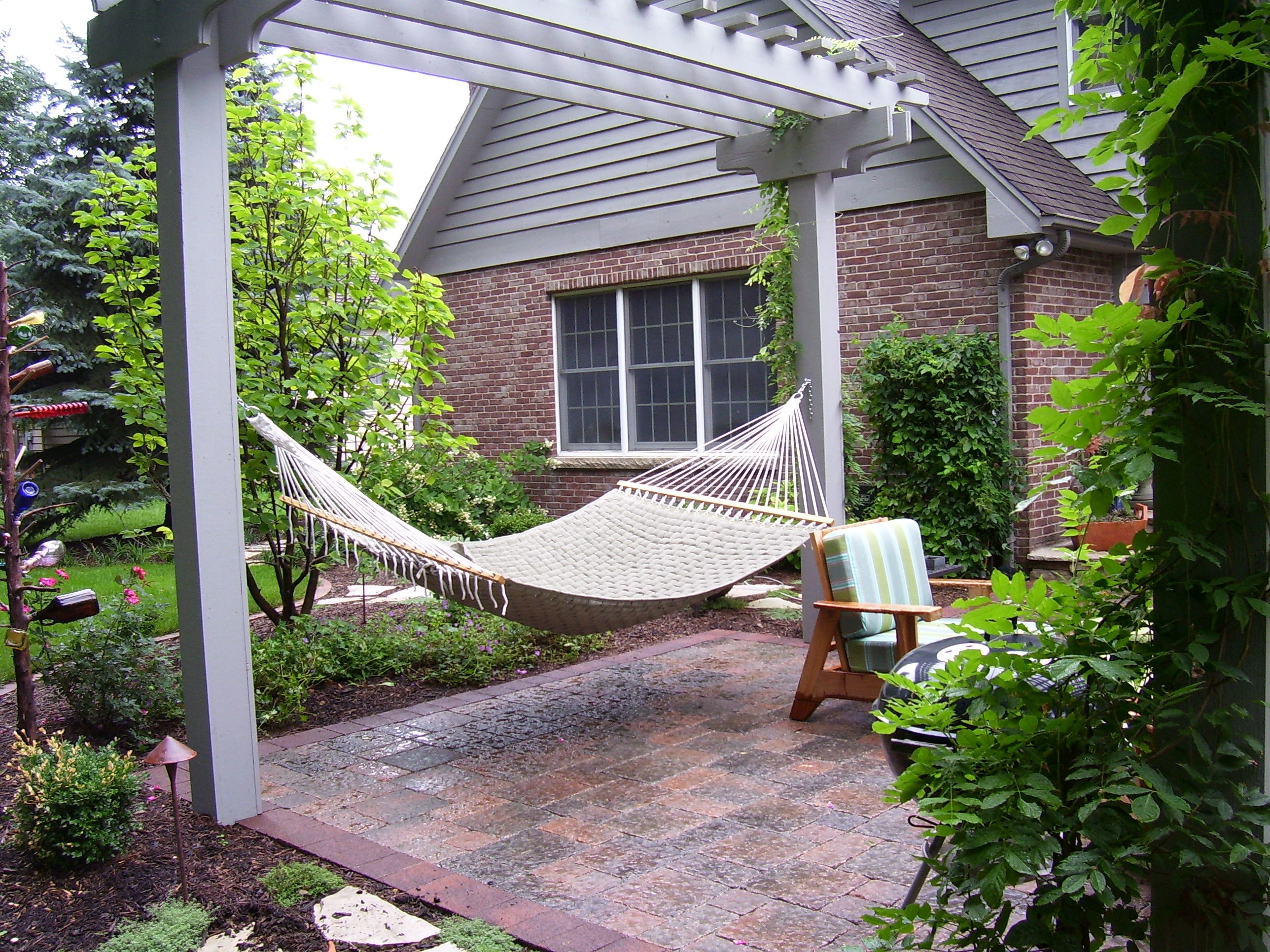 image courtesy of stuber land design inc  how to hang a hammock by sunnydaze decor  rh   serenityhealth