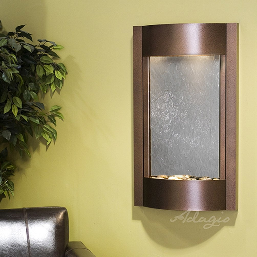 Charming Wall Fountain Ideas Gallery - The Wall Art Decorations ...