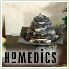 HoMedics Fountains