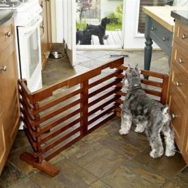 Wood Pet Gates