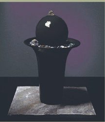 Gentle Presence Tabletop Fountain   Large #1020