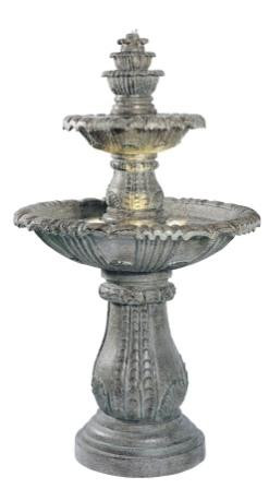 Venetian Outdoor Floor Fountain Picture 102