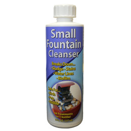 Small Fountain Cleanser