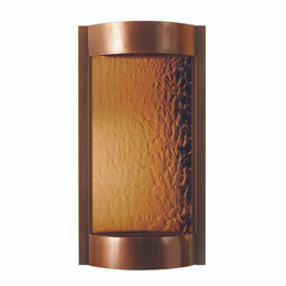 Contempo Falls Solare Wall Fountain