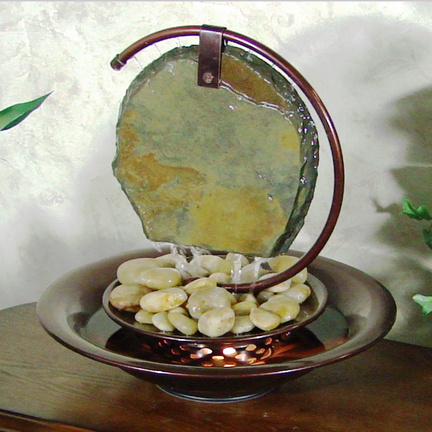 Bluworld Mini Moonshadow Tabletop Fountain Image 135