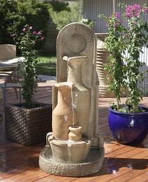 Carafe Wall Fountain