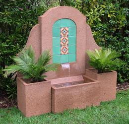 Santa Barbara Wall Fountain