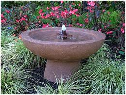 Gaia Fountain