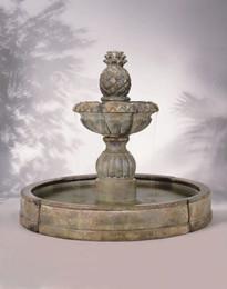 Henri Studio Cast Stone Pina Cascada in Valencia Fountain