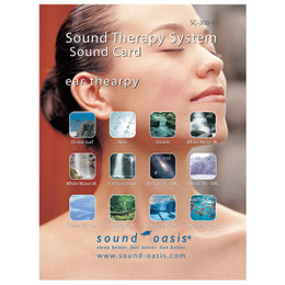 Sound Oasis Ear Therapy Sound Card for S-650