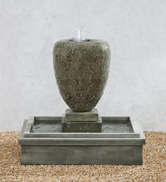 Longwood Arabesque Fountain by Campania International