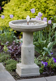 Powys Fountain by Campania International