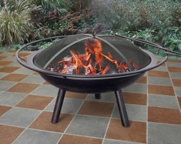 Halo Fire Pit