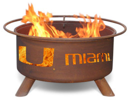 University of Miami Fire Pit