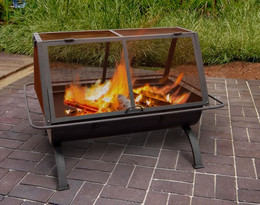 The Northwoods Fire Pit