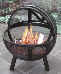 Ball O'Fire Fire Pit