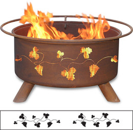 Grapevines Fire Pit