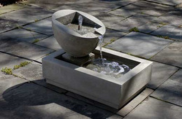 Genesis II Garden Fountain by Campania International