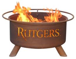 Rutgers University Fire Pit