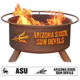 Arizona State University Fire Pit