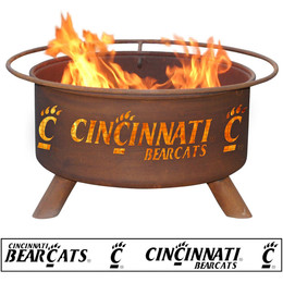 University of Cincinnati Fire Pit