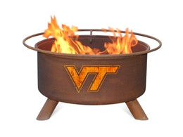 Virginia Tech Fire Pit