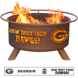 University of Georgia Fire Pit