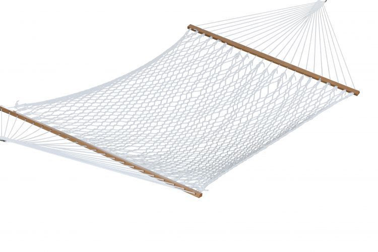 Vivere POLY Polyester Double Rope Hammock Picture 588