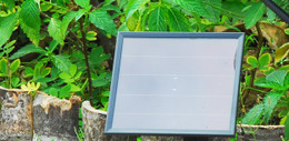 Replacement Solar Panel for Cascade Solar Fountains