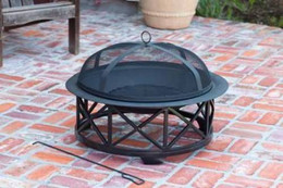Portsmouth Fire Pit - 30""