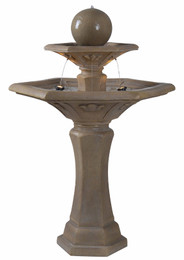 Kenroy Home Provence Outdoor Floor Fountain