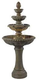 Kenroy Home Rialto Outdoor Floor Fountain