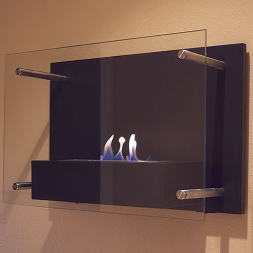 Nu Flame Radia Ethanol Bio Fireplace Picture 163