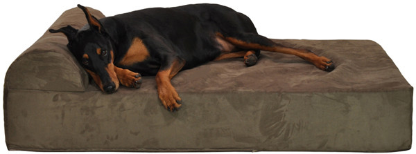Preferred Comfort Napper Dog Bed Preferred Comfort Napper Dog Bed Picture 454