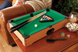 Mainstreet Tabletop Billiards