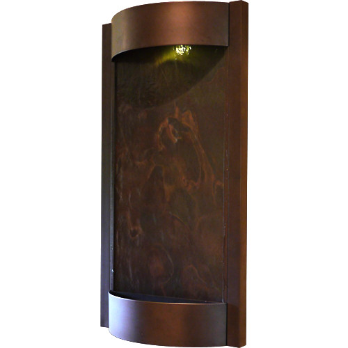 Blu World Contempo Terra Wall Fountain Picture 125