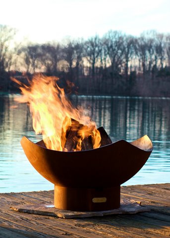 Manta Ray Fire Pit Picture 54