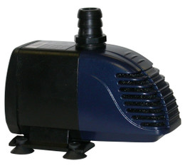Hybrid Solar/Electric Powered 280GPH Garden Pump
