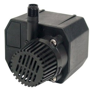 Adagio Wall Fountain Replacement Pump Picture 625