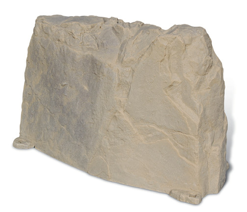 Fake Rock Artificial Stone Backflow Water Pump Cover Sandstone H Image 78