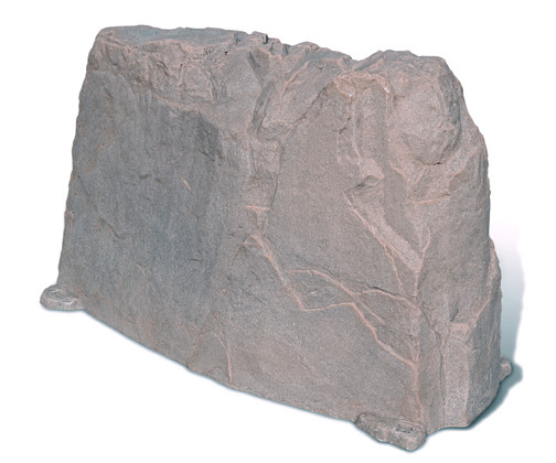 Outdoor Polyethylene Artificial Rock Picture 154