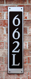 Address Plaque-Model 662